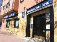 Restaurante Madrás Masala