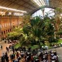Estacion de tren de Atocha
