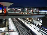 Estacion de tren de Nuevos Ministerios