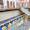 Estación de tren Príncipe Pío