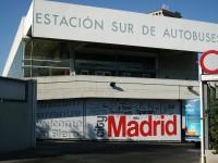 Estación Sur de Autobuses de Madrid