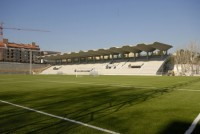 Estadio de Fútbol Antiguo Canódromo de Carabanchel