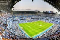 Estadio de F�tbol Santiago Bernab�u