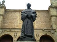 Estatua de Fray Luis de Granada