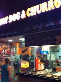 Hot Dog & Churros