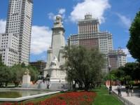 Jardines Plaza de España