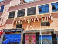 Mercado de Antón Martín