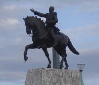 Monumento Ecuestre de Sim�n Bol�var