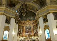 Iglesia de Santiago y San Juan Bautista