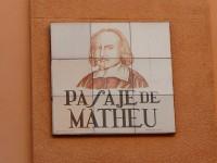 Pasaje de Matheu