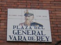 Plaza del General Vara del Rey