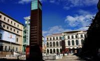 Plaza de S�nchez Bustillo