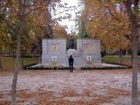 Monumento a Ramón y Cajal