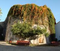 Restos del Castillo San Luis