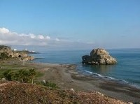 Playa Peñón del Cuervo
