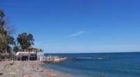 Playa Baños del Carmen