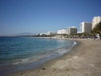 Beaches of Marbella