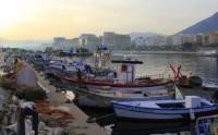 Puerto pesquero de Marbella