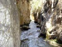 Ruta a la presa por el Chillar