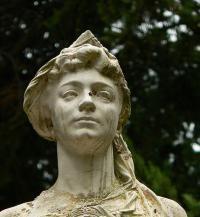 Busto de la Duquesa de Parcent