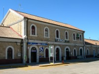 Estación de tren de Ronda