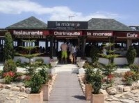 Chiringuito La Moraga Beach