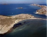 Paisajes Protegidos de Espacios Abiertos e Islas del Mar Menor