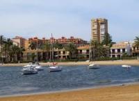 Playa Dársena Dos Mares
