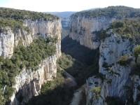 Cañón Foz de Arbaiun