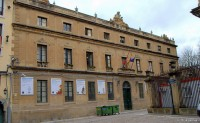 Edificio del Instituto Navarro de Administraciones P�blicas