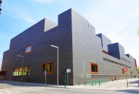 Palacio de Congresos y Auditorio de Navarra, Baluarte (Recinto Ferial)