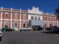 Estación de tren de Palencia