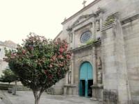 Colegiata de Santiago de Cangas