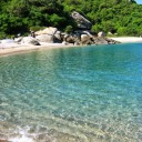 Beach of Rodas