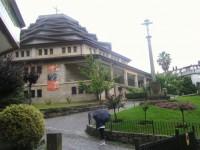 Novo Templo o Iglesia de San Ginés de Padriñán
