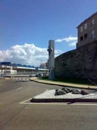 Monumento a los Muertos en el Mar