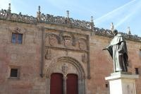 Estatua de Fray Luis de Le�n