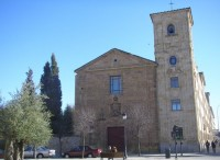 Igreja Carmen de Abajo