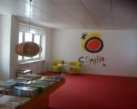 Centro de recepción de visitantes de Segovia