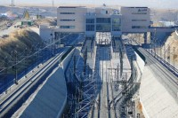 Estación de tren de Segovia-Guiomar-Alta Velocidad