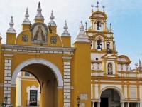 Arco y Basílica de la Macarena