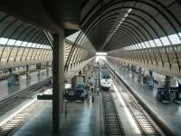 Estaci�n de tren de Sevilla Santa Justa - Alta Velocidad