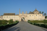 Monasterio de La Cartuja de Santa María de las Cuevas