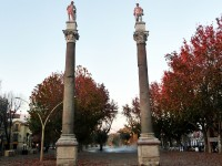 Plaza de la Alameda de H�rcules