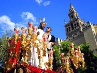 Semana Santa de Sevilla (Fiesta Religiosa)