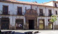 Palacio de los Marqueses de Alc�ntara
