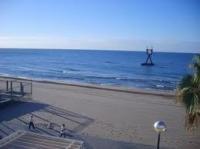 Playa del Barrio Marítimo