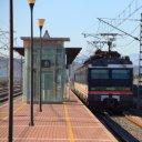 Estación de tren de Tortosa