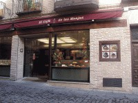 Café de las Monjas