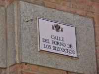 Calle Horno de los Bizcochos